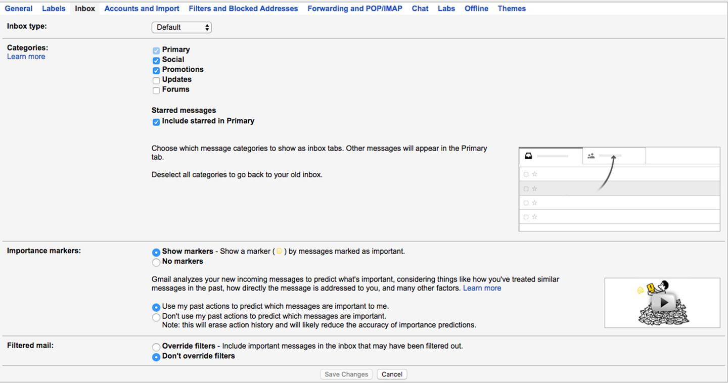 How to organize Gmail & keep your inbox empty