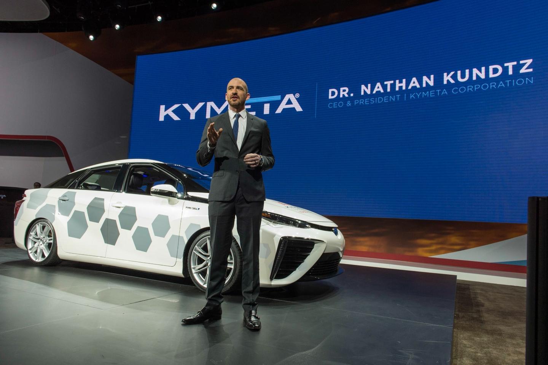Toyota at NAIAS 2016