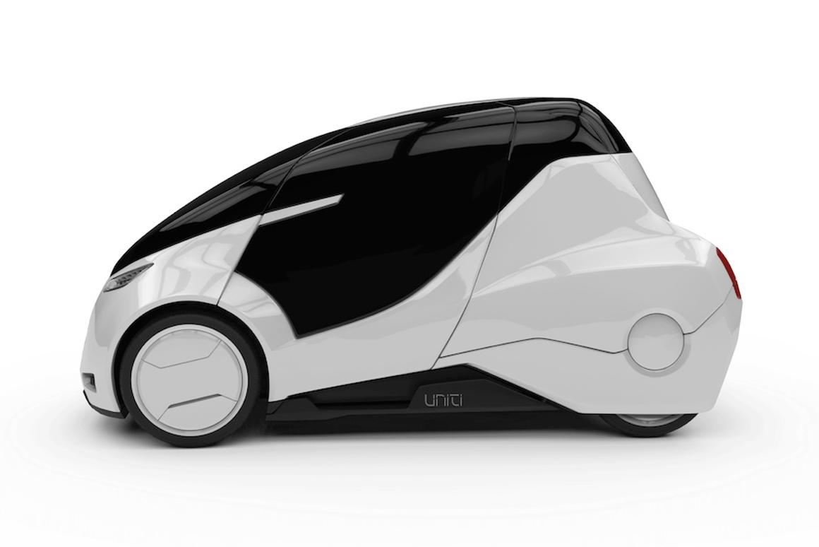 The Uniti city car has hit its crowdfunding goal, with a prototype set for completion by the end of 2017