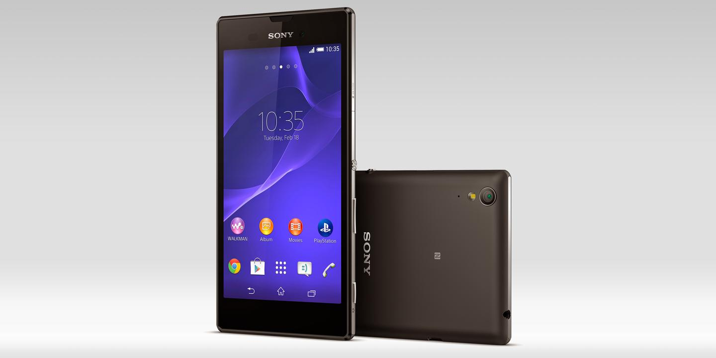 Sony's Xperia T3 is a solid mid-range handset with a thin profile