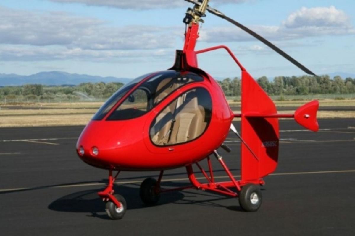 Sportcopter's Super Sport gyroplane