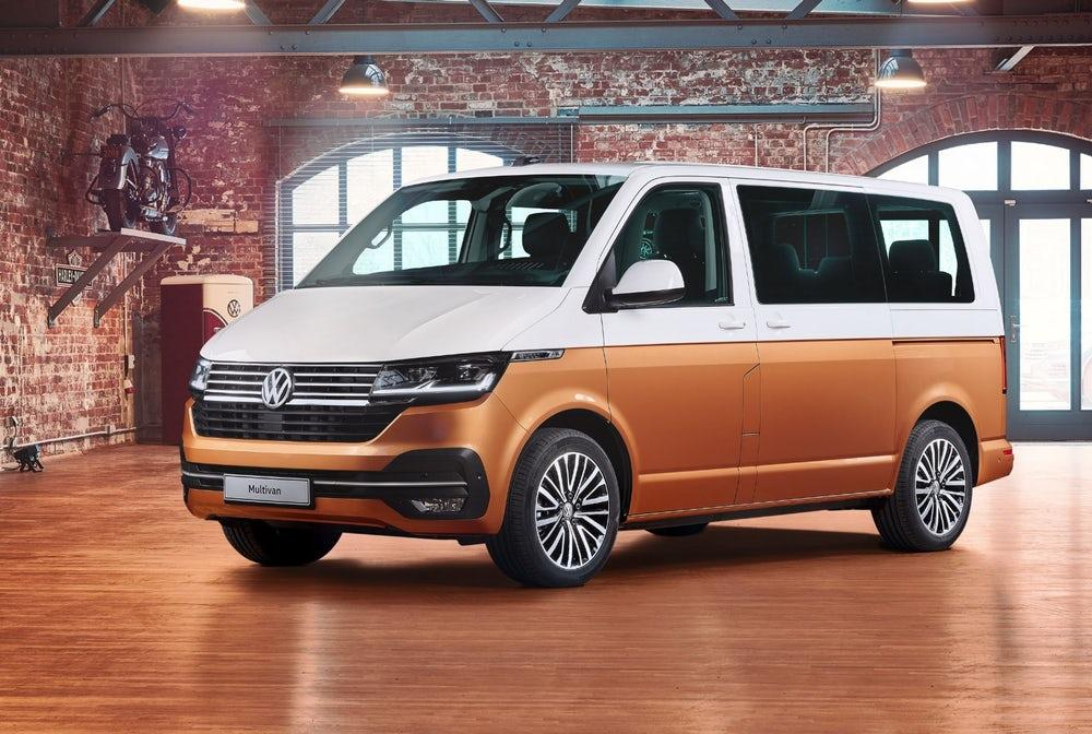 Volkswagen's ageless California camper van gets a youthful