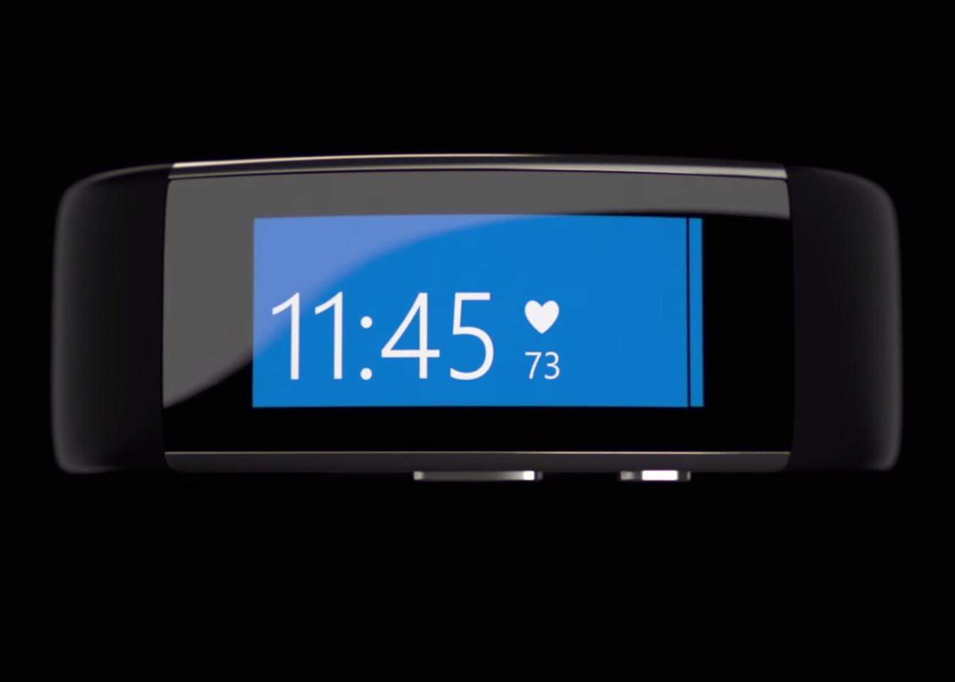 The Microsoft Band 2 adds more features and a new look