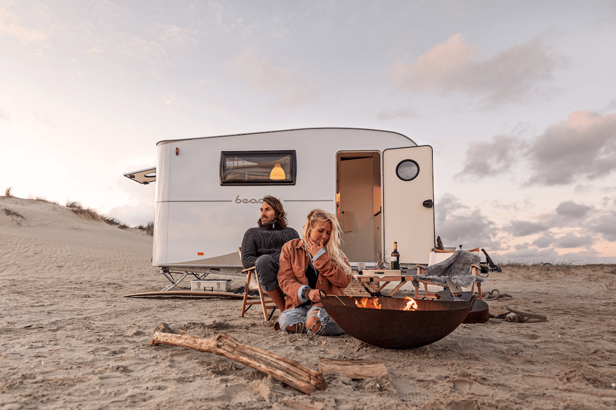 Beachy debuts as a cheaper, more youthful alternative to existing Hobby caravans and motorhomes