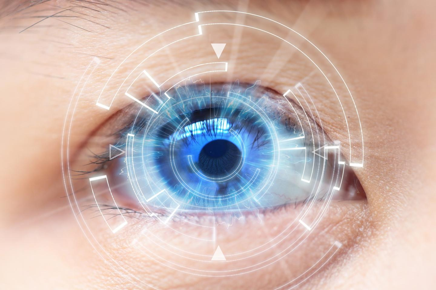 Sony has filed a patent for a contact lens that captures photos and videos with a blink of the eye