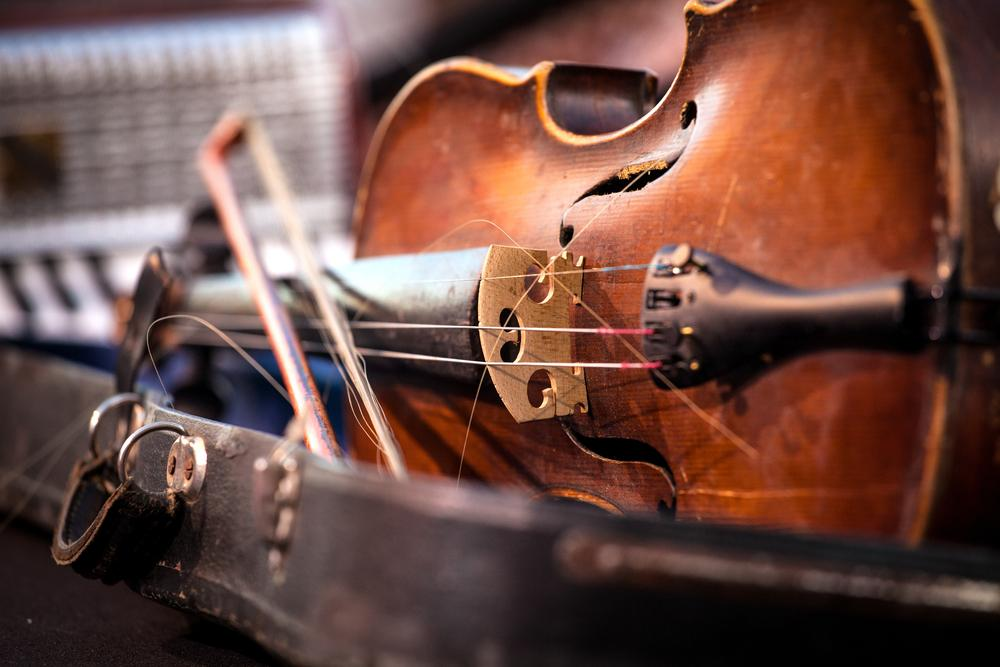 Scientists are studying vintage violins, to find out what features give them their distinctive sound (Photo: Shutterstock)