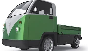 A 6.8-kWh lithium-ion battery powers the electric motor, delivering a maximum of 12.5 kW (16.7 hp) and 400 Nm of torque
