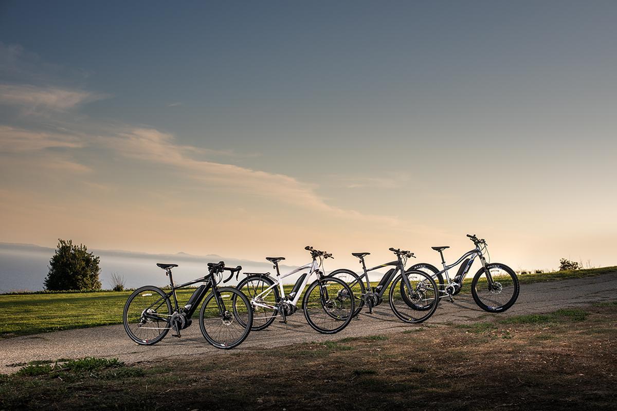 Yamaha's 2018 e-bike lineup has hit US shores