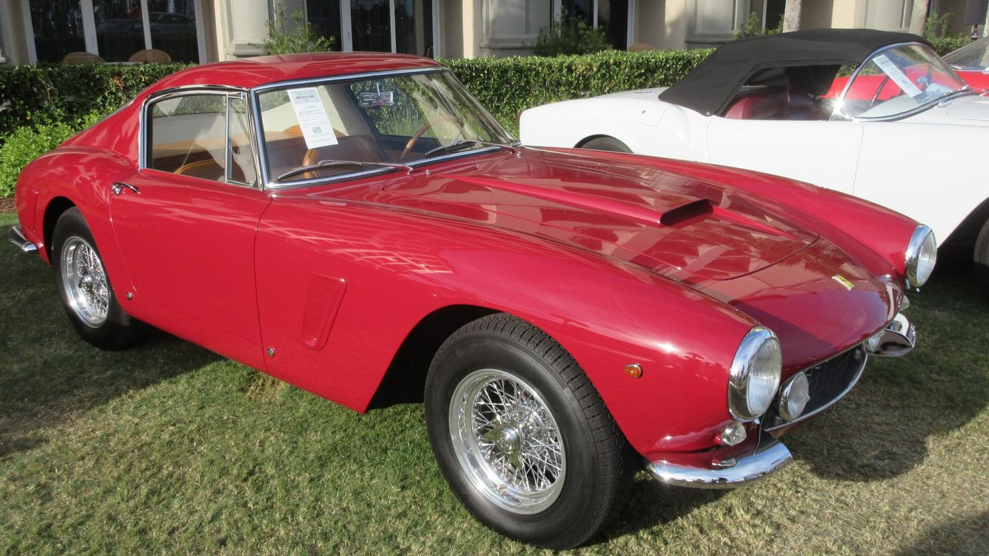 Expected to potentially sell over the $10 millionmark, this 1961 Ferrari 250 GT SWB Berlinetta by Scaglietti failed to make reserve | Official auction page