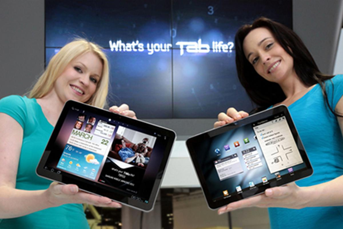 American Airlines will offer Samsung Galaxy Tab 10.1 in premium cabins on selected flights from later this year