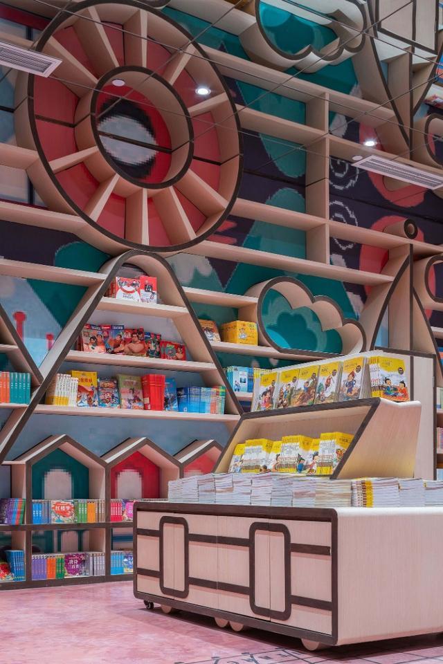 Children's roominside theChongqing Zhongshuge Bookstore
