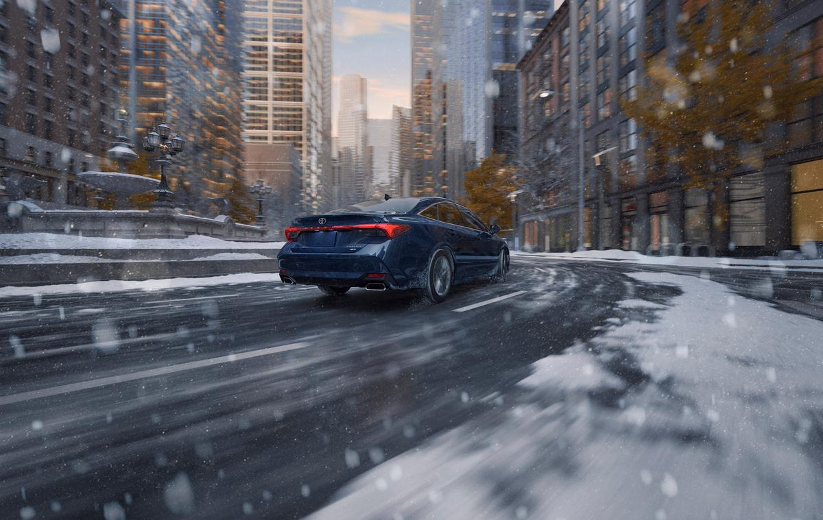 The AWD option will be available for all Camry and Avalon models that utilize the 2.5-liter four-cylinder engine