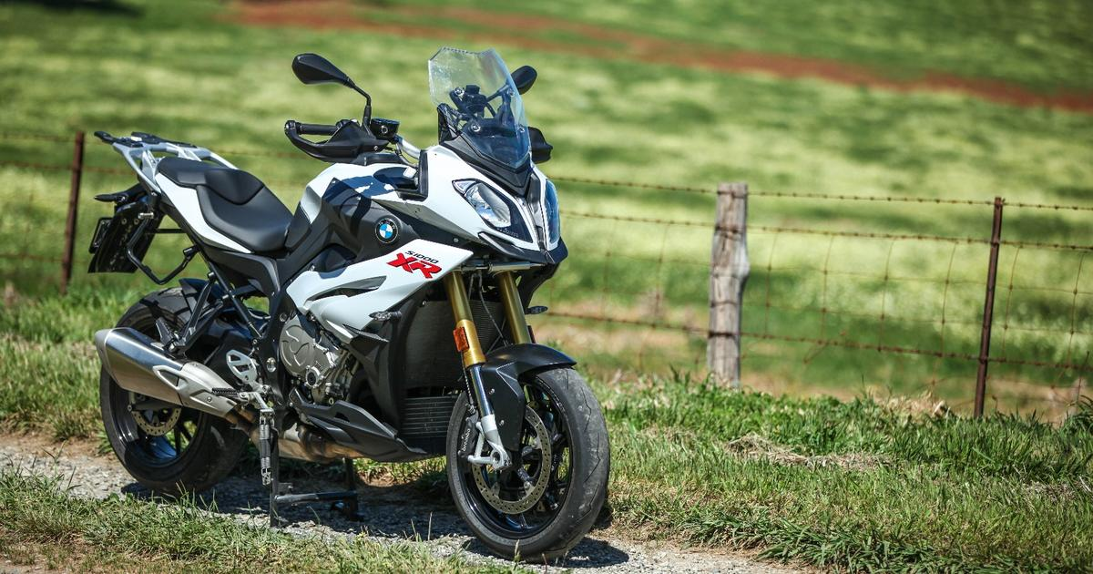 Review: BMW S1000XR is sportier and tourier than most sports tourers