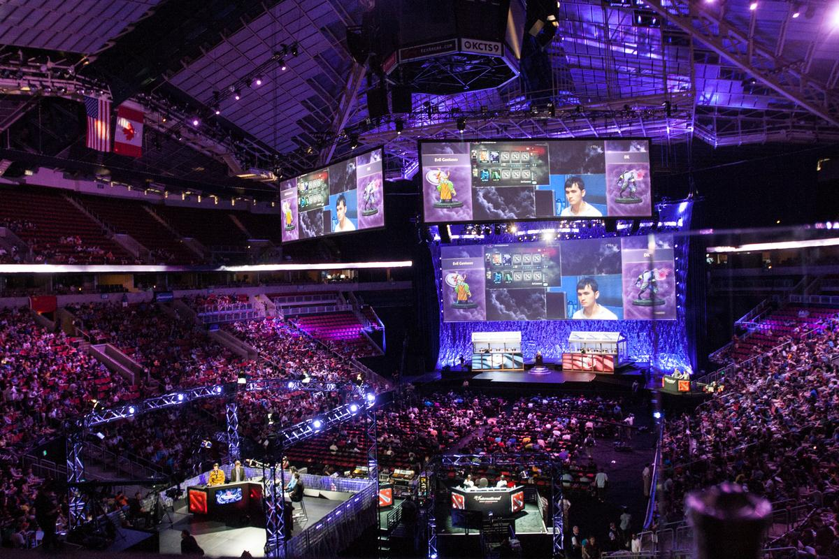 A bot has beaten the world's top Dota2 players during The International, a giant eSports tournament with a prize pool of over US$20 million dollars