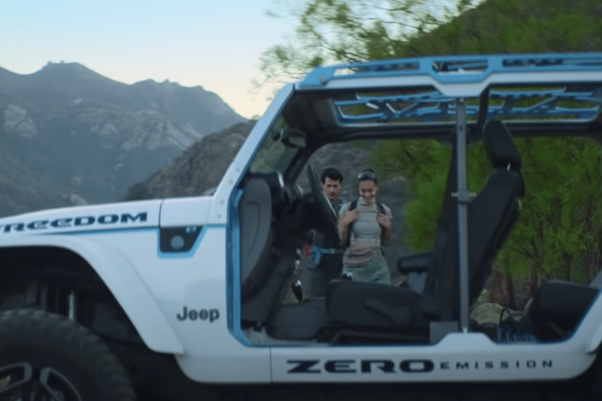 Jeep looks to continually add to its electric portfolio in the coming years