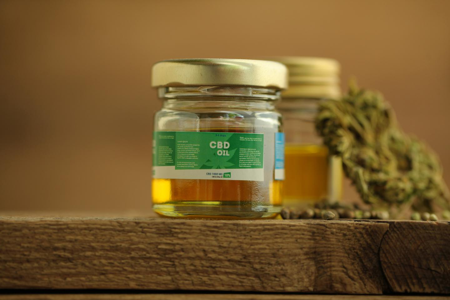 A novel microencapsulation method increased peak concentrations of CBD in the brain by 300 percent compared to CBD oil in animal tests