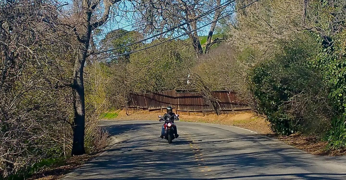 The Indian Scout Sixty is as comfortable on backroads as it is on the highway