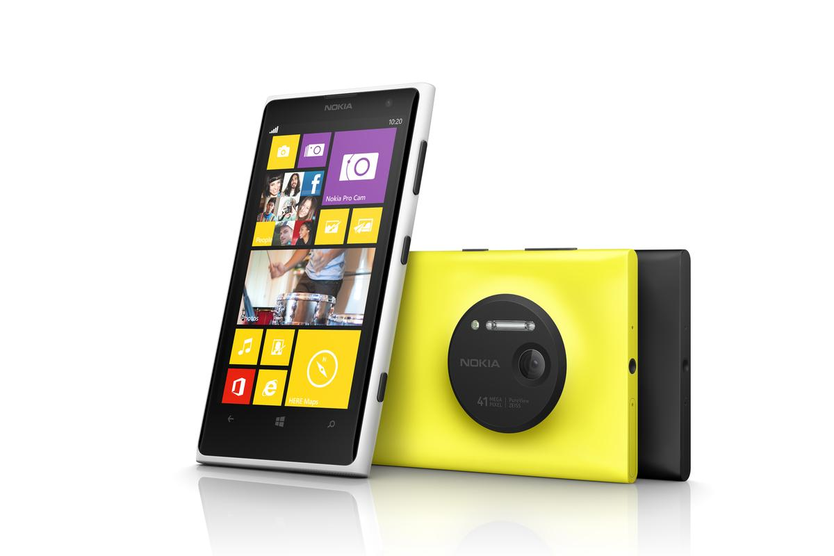 Nokia today unveiled the Lumia 1020, marrying the most ambitious smartphone camera to date with the familiar Lumia hardware and Windows Phone 8 software