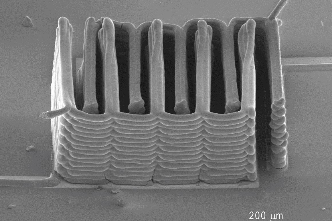 "One of the lithium-ion ""microbatteries"""