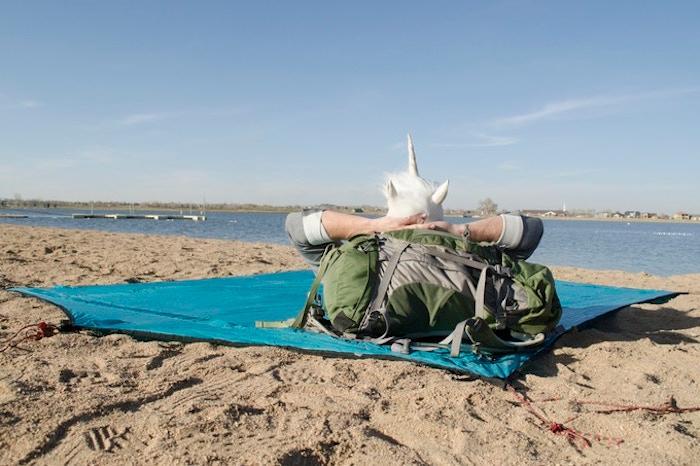 The Walden hammock is currently seekingfundingon Kickstarter, with pledges starting at US$79