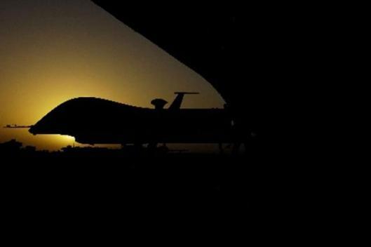 Reaper UAV - 24 hour surveillance and reconnaissance