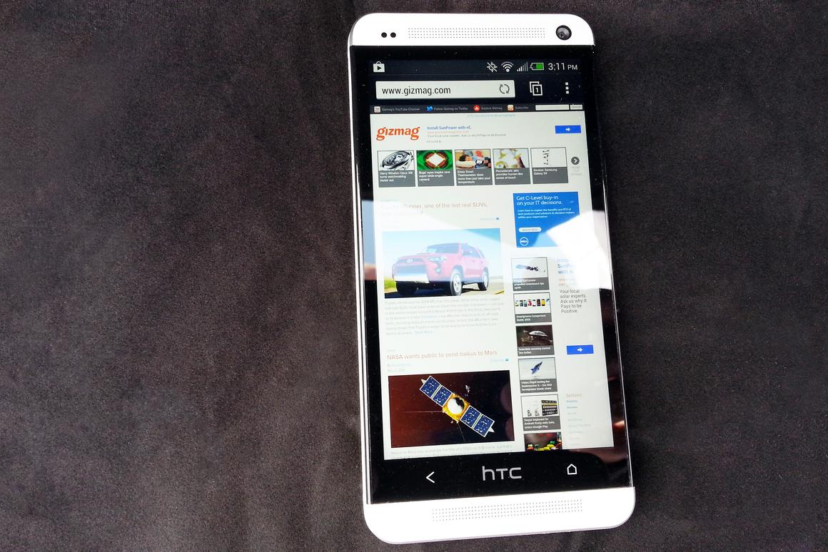 Review: HTC One (M7)