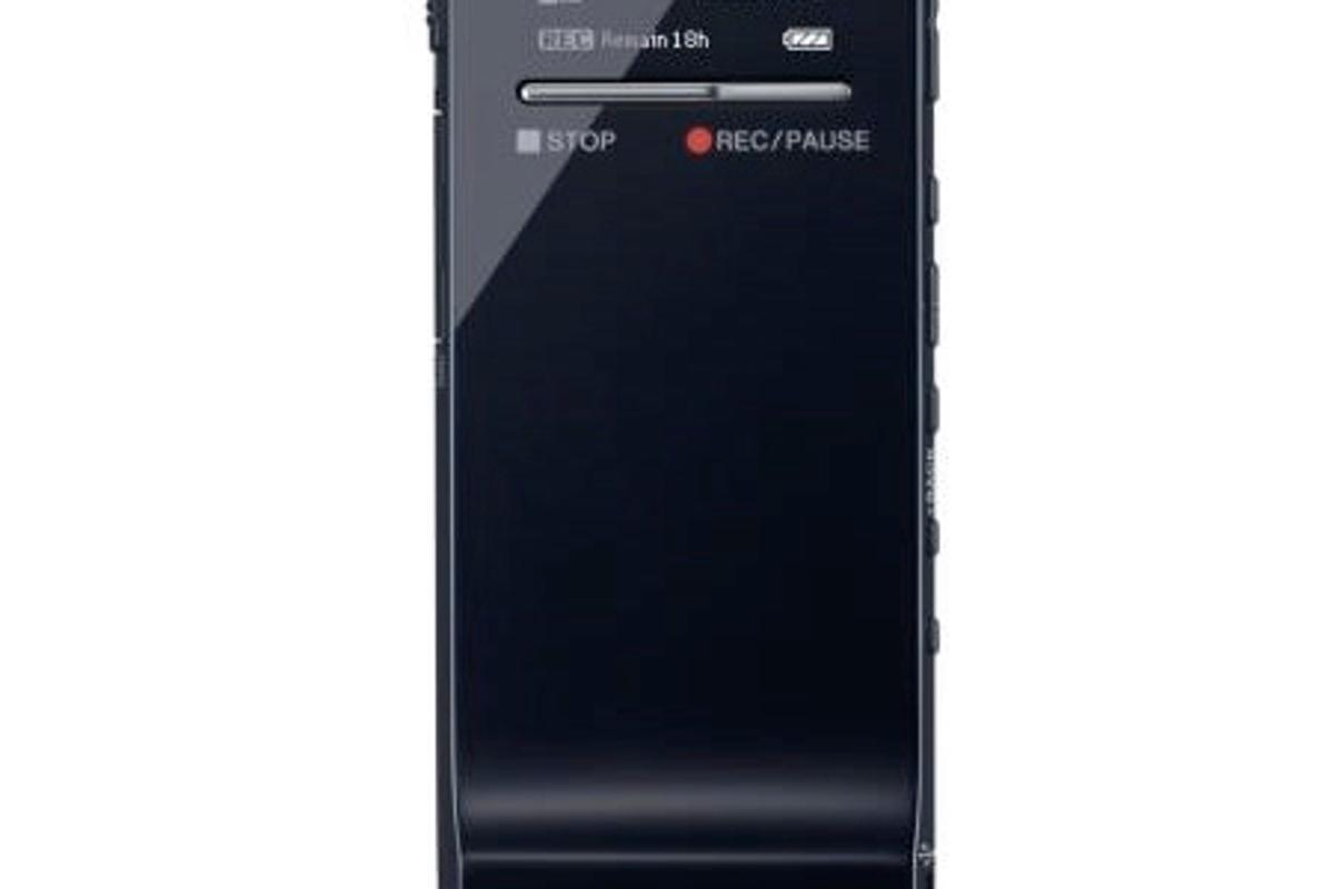 With its ICD-TX50, Sony has introduced what it's calling its slimmest ever voice recorder