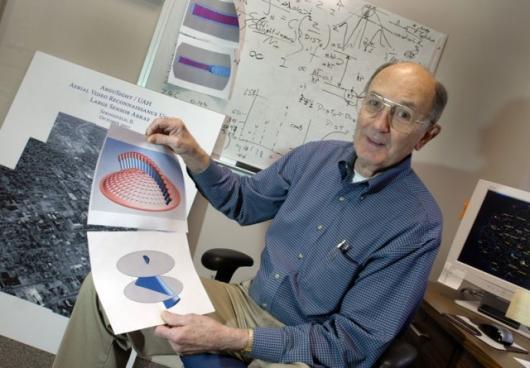 UAHuntsville researcher David Pollock