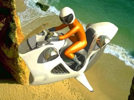 AirBike concept