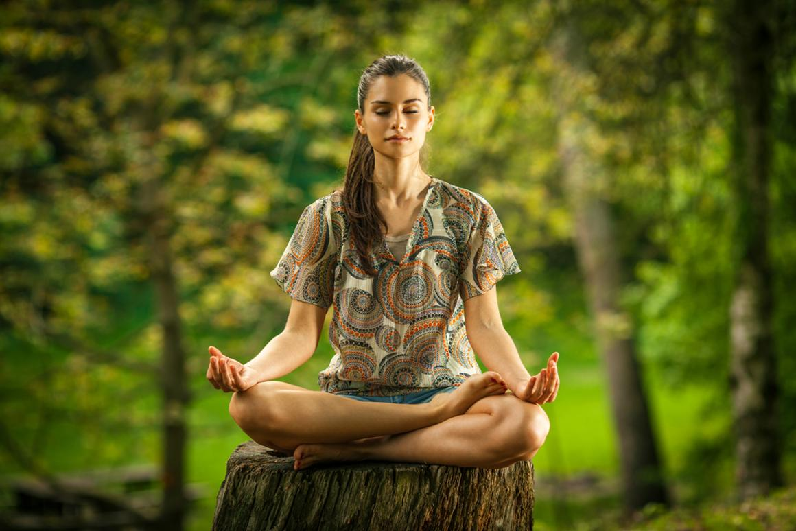 A new study explains how mediation and yoga can reduce the perception of pain (Photo: Shutterstock)