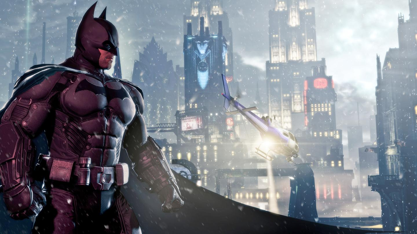 Gizmag reviews the PS3 version of Batman: Arkham Origins