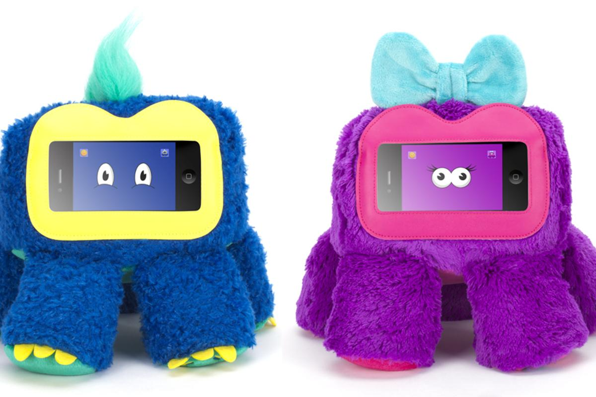 The new Woogie from Griffin Technology comes as one of two characters, Zee or Fee