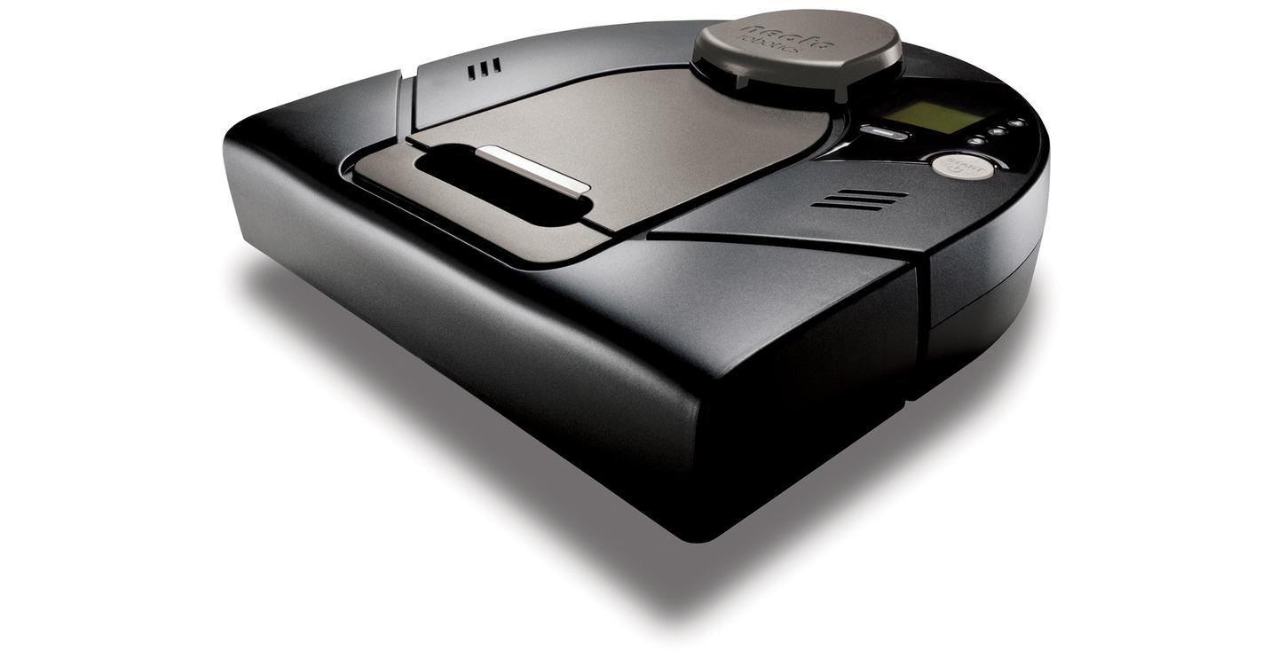 Neato Robotics has unveiled its new XV Signature Series robot vacuum cleaners at Chicago's International Home and Housewares Show