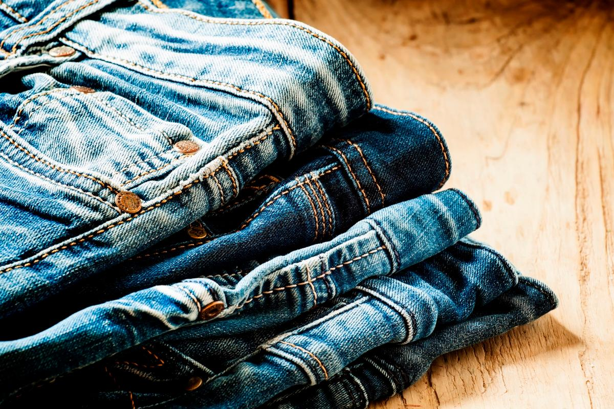 New research from Deakin University could see denim repurposed as artificial cartilage