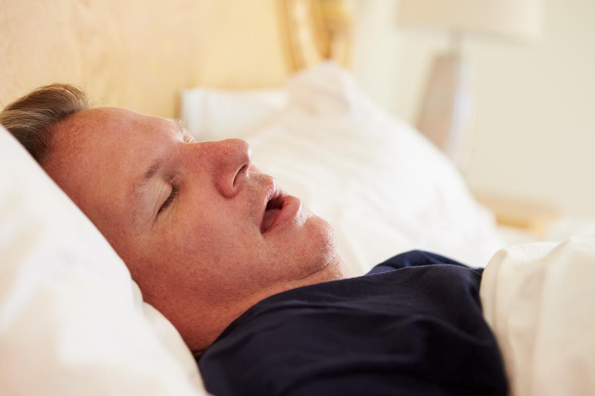 An experimental new app is designed to diagnose obstructive sleep apnea