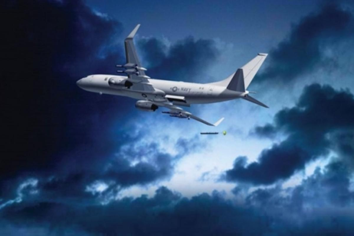 P-8A Poseidon renderingPhoto: Boeing
