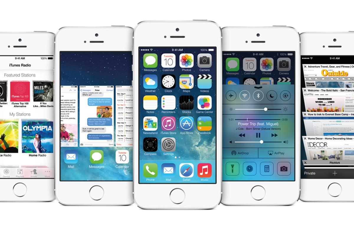 Here are some essential tips for securing your iPad or iPhone running on iOS 7