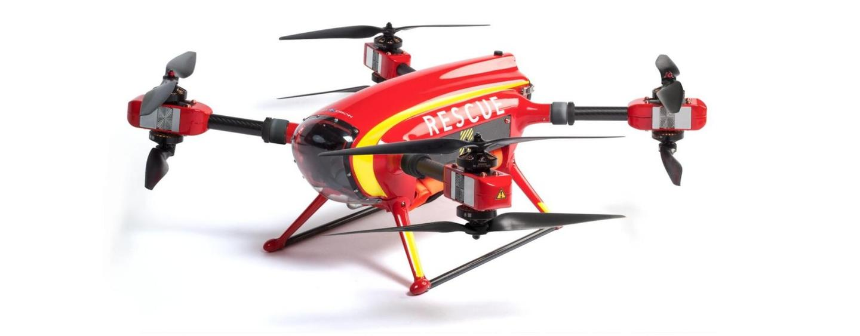 The Auxdron Lifeguard Drone