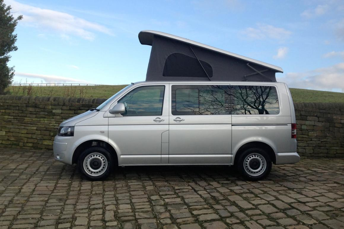 Volksleisure's VW camper hauls full load thanks to electric
