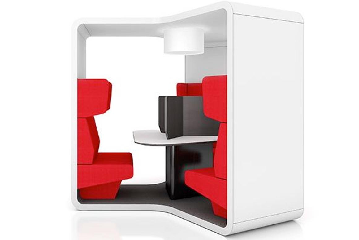 The Lista Office Mindport LO Touch Down unit
