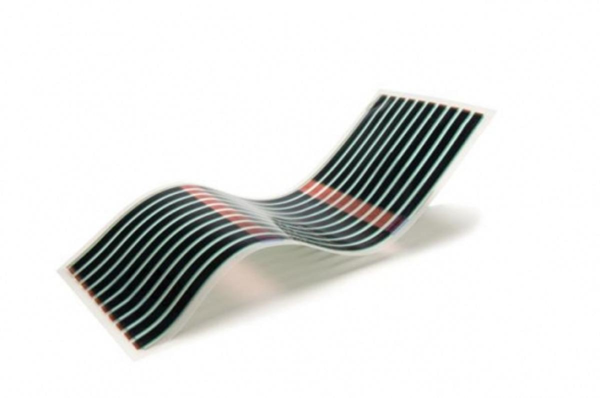 "Konarka's ""Power Plastic(R)"" organic photovoltaicmaterial"