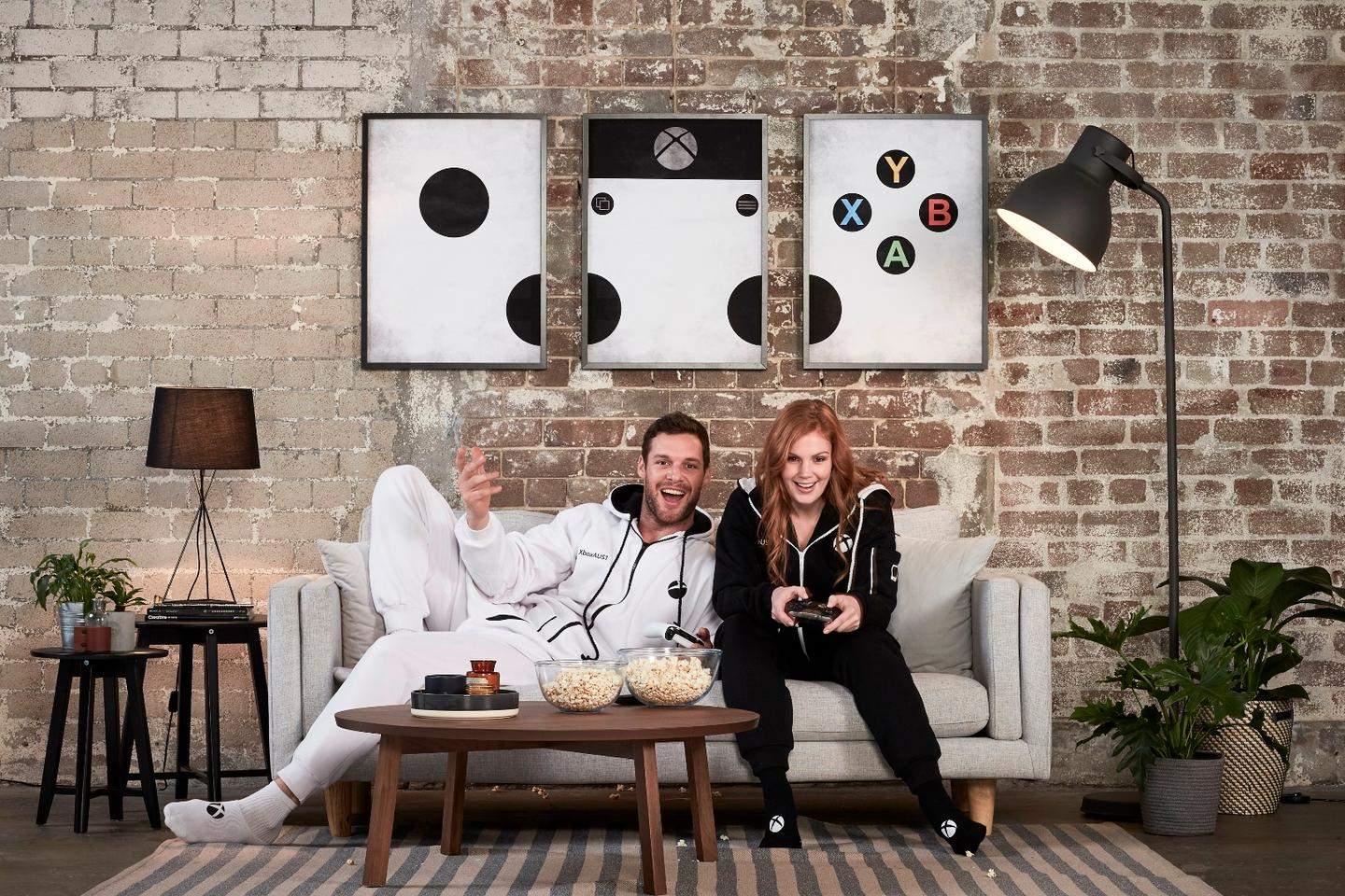 The Xbox Onesie has been aimed directly at gamers and couch potatoes