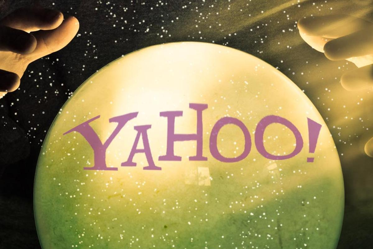 Yahoo's Time Explorer lets users peer into the future (Image: modified from seanmcgrath original pic via Flickr)