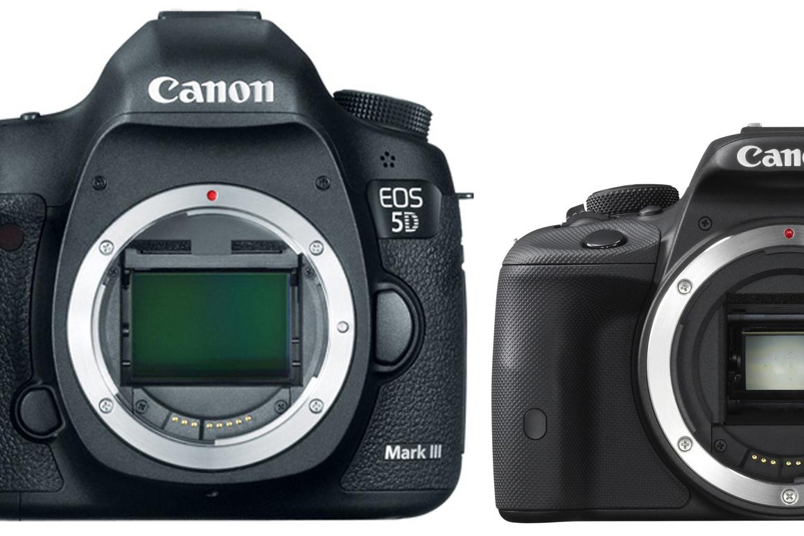 Canon shrinks the DSLR with the EOS 100D