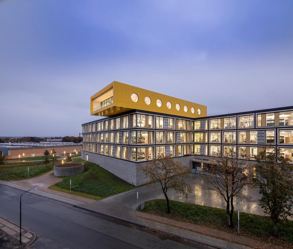Lego Campus is expected to be fully completed in 2021