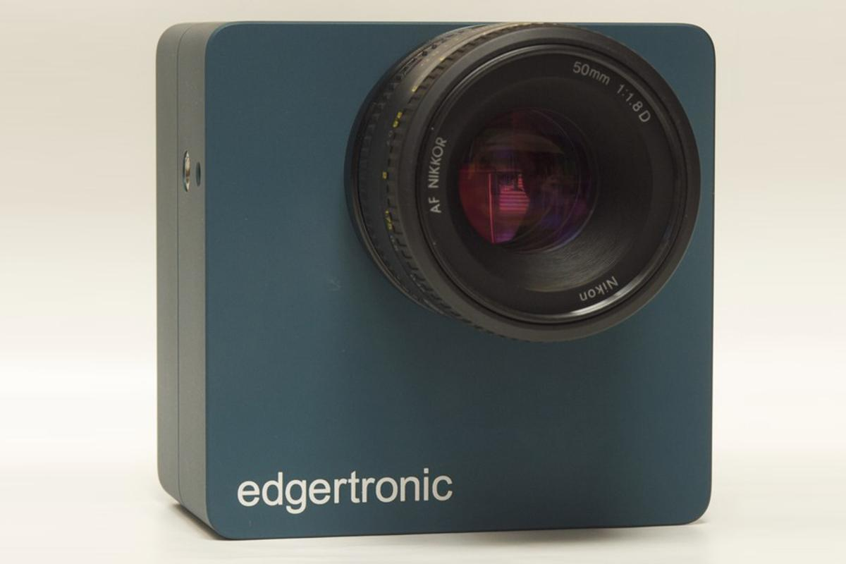 The Edgertronic high speed video camera has reached its funding target on Kickstarter