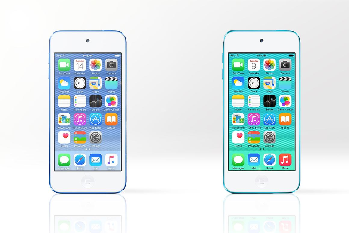 Apple iPod touch (6th generation) vs  iPod touch (5th