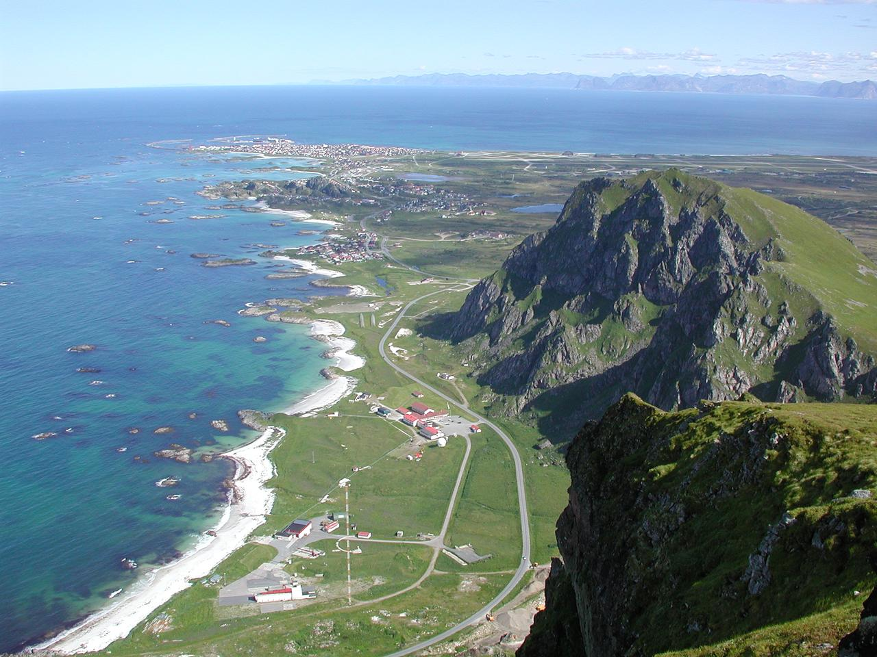 The Andøya Rocket Range, where Scramspace will be launched