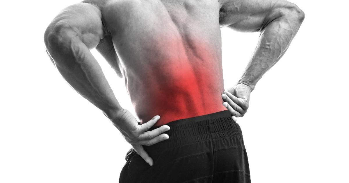 High success rate for low back pain treatment