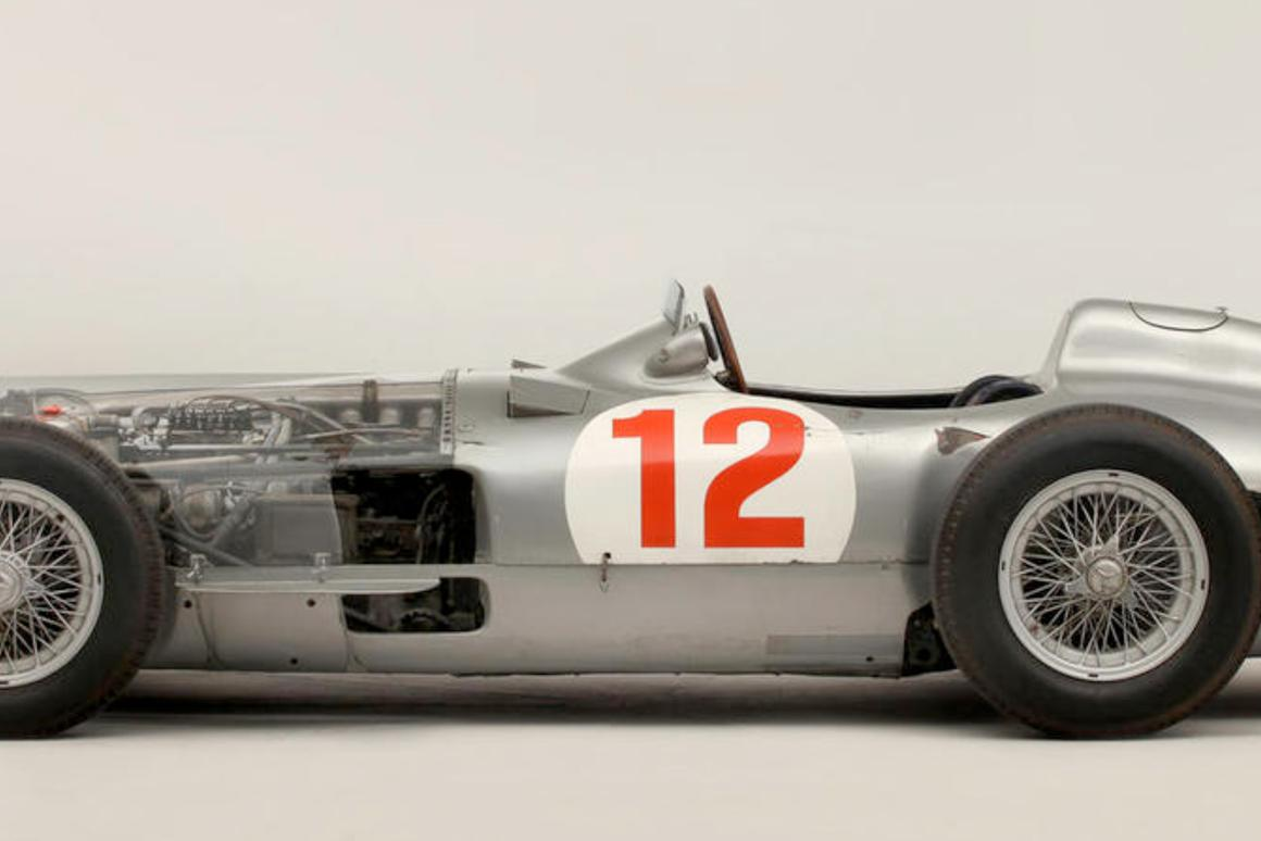 The top 100 most expensive cars of all time